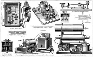 Drahtlose Telegraphie