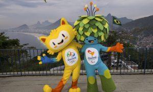 Maskottchen der Olympischen Spiele